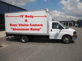2013 GMC Savana Cutaway 3500 Commercial Moving Truck