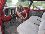 1978 Ford F150 Interiors