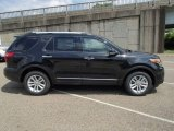2014 Tuxedo Black Ford Explorer XLT 4WD #83316463