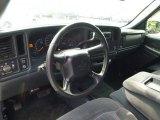 2000 Chevrolet Silverado 1500 LS Extended Cab 4x4 Dashboard