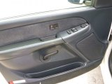 2000 Chevrolet Silverado 1500 LS Extended Cab 4x4 Door Panel