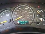 2000 Chevrolet Silverado 1500 LS Extended Cab 4x4 Gauges