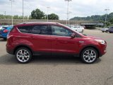 2014 Ruby Red Ford Escape Titanium 1.6L EcoBoost 4WD #83316462
