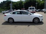 2013 Oxford White Ford Fusion SE 1.6 EcoBoost #83316458