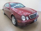 2002 Mercedes-Benz CLK 430 Coupe