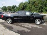 2014 Black Chevrolet Silverado 1500 LT Z71 Crew Cab 4x4 #83316561