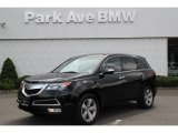 2011 Crystal Black Pearl Acura MDX  #83316392