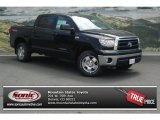 2013 Black Toyota Tundra TRD CrewMax 4x4 #83316287