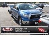 2008 Blue Streak Metallic Toyota Tundra TRD CrewMax 4x4 #83363181