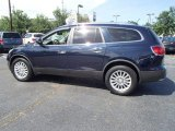 Ming Blue Metallic Buick Enclave in 2011