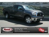 2013 Magnetic Gray Metallic Toyota Tundra SR5 TRD Double Cab 4x4 #83363169