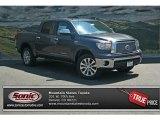 2013 Magnetic Gray Metallic Toyota Tundra Platinum CrewMax 4x4 #83363168