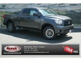 2013 Magnetic Gray Metallic Toyota Tundra TRD Rock Warrior Double Cab 4x4 #83363167