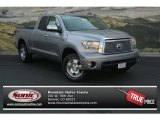 2013 Silver Sky Metallic Toyota Tundra Limited Double Cab 4x4 #83363164