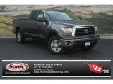 2013 Magnetic Gray Metallic Toyota Tundra Double Cab 4x4 #83363163