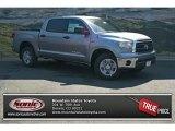 2013 Silver Sky Metallic Toyota Tundra CrewMax 4x4 #83363162