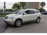White Opal Buick Enclave in 2009