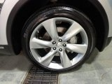 Infiniti FX 2012 Wheels and Tires