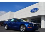 2006 Vista Blue Metallic Ford Mustang GT Premium Coupe #83377731