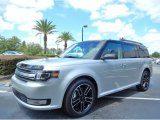 2013 Ford Flex Ingot Silver Metallic