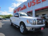 2010 Oxford White Ford F150 Lariat SuperCab #83377373