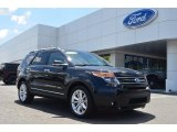 2013 Tuxedo Black Metallic Ford Explorer Limited 4WD #83377737