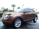 2011 Ford Explorer XLT Front 3/4 View