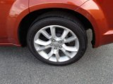 Dodge Avenger 2012 Wheels and Tires