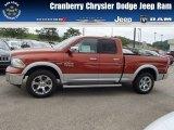 2013 Copperhead Pearl Ram 1500 Laramie Quad Cab 4x4 #83377564