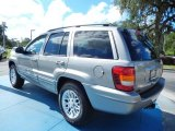 2002 Jeep Grand Cherokee Silverstone Metallic