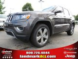 2014 Granite Crystal Metallic Jeep Grand Cherokee Limited #83377700