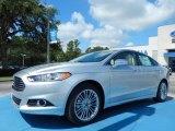 2013 Ingot Silver Metallic Ford Fusion SE 2.0 EcoBoost #83377513