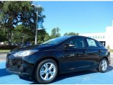 2013 Tuxedo Black Ford Focus SE Sedan #83377512