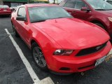 2011 Race Red Ford Mustang V6 Premium Coupe #83377328