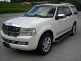 White Chocolate Tri-Coat Lincoln Navigator in 2007