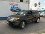 2014 Tuxedo Black Ford Explorer XLT #83377323
