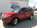 2014 Ruby Red Ford Explorer XLT #83377321
