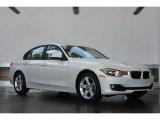 2013 Mineral White Metallic BMW 3 Series 320i Sedan #83378211