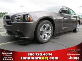 2013 Granite Crystal Dodge Charger SE #83377659