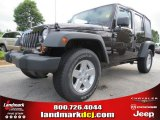 2013 Rugged Brown Pearl Jeep Wrangler Unlimited Sport 4x4 #83377655