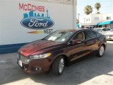 2013 Bordeaux Reserve Red Metallic Ford Fusion Hybrid SE #83377317