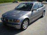 2004 Steel Blue Metallic BMW 3 Series 325xi Sedan #83377868