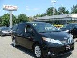 2011 Black Toyota Sienna Limited AWD #83378014