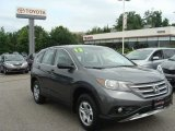 2012 Polished Metal Metallic Honda CR-V LX 4WD #83378008