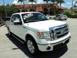 2011 Oxford White Ford F150 Lariat SuperCrew #83377491