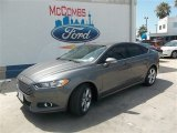 2013 Sterling Gray Metallic Ford Fusion SE 1.6 EcoBoost #83377299