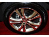 Nissan Murano 2012 Wheels and Tires