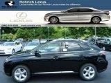 2013 Obsidian Black Lexus RX 350 AWD #83377843