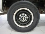 Chevrolet C/K 3500 Wheels and Tires