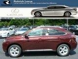 2013 Claret Red Mica Lexus RX 350 AWD #83377838